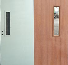 FIRE-RATED/ACOUSTIC DOOR
