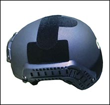 HIGH CUT BALLASTIC HELMET